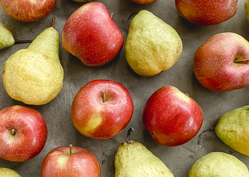 erntefrisch Apfel Birne