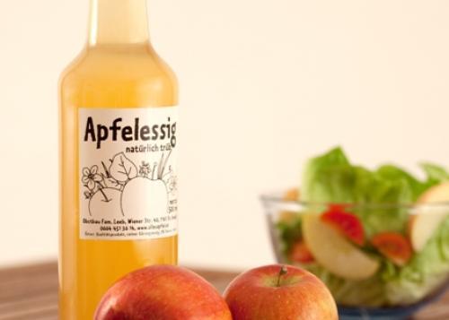 naturtrüber Apfelessig